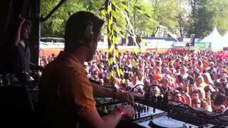 Sébastien Léger @ Loveland's Queensday 2011