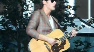 See No More (Cover) by Nick Jonas, Live @ the Microsoft Event in Century City on 7/1/11