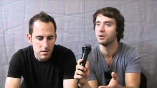 September 2010-Interview with Chuck & Seb