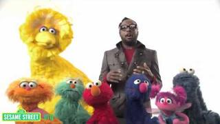 """Sesame Street: Will.i.am's Song """"What I Am"""""""
