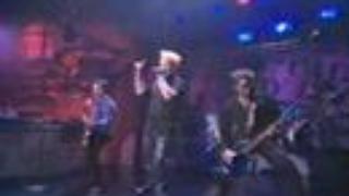Sex Pistols - Pretty Vacant (Letterman)