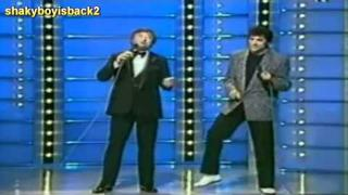 Shakin Stevens & Jimmy Tarbuck - Blueberry Hill (Live)