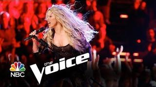 "Shakira: ""Empire"" (The Voice Highlight)"