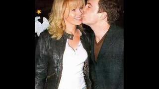 SHANE FILAN - BEAUTIFUL IN WHITE - WITH PHOTOS TO SHANE AND GILLIAN