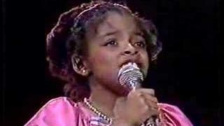 "SHANICE:SINGING ""Home"" Age 8"