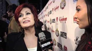Sharon Osbourne Talks Zakk Wylde