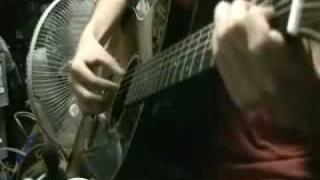 "Shena Ringo ""Marunouchi sadistic"" on guitar by Osamuraisan「丸の内サディスティック」"