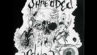 Shredded Corpse-Nailed Open Hole