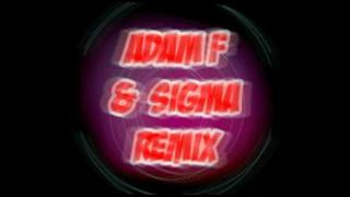 """SHUT THE LIGHTS OFF"" FT REDMAN - ADAM F & SIGMA Remix"