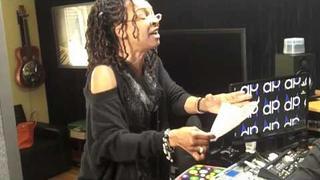 """Siedah Garrett writing her MJ tribute song """"Keep On Lovin' You"""".mov"""