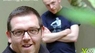 Simon Pegg & Nick Frost - Karls wee ghostie - Leeches