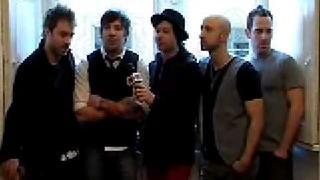 Simple Plan interview TRL 1/2