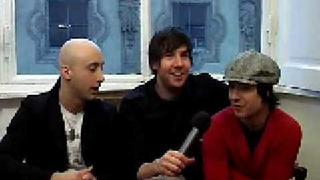 Simple Plan interview TRL 2/2