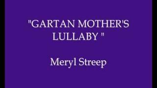 """Singing """"Gartan Mother's Lullaby"""""""