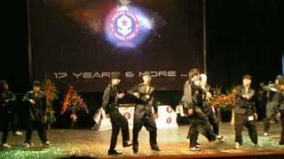 [Sinh Nhật Big Toe] Funky Lovers - Đại Việt Showcase Dance (2009.11.21)