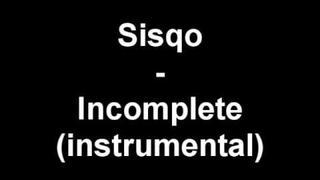 Sisqo - Incomplete (instrumental)
