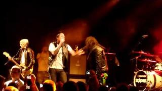 Skindred - Warning (with Jacoby Shaddix) live at Sonisphere Switzerland 2011 (HD)