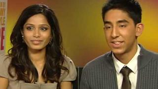 Skins star Dev Patel is a Slumdog Millionaire