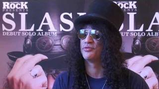 Slash on 'Slash': Working With M Shadows (Avenged Sevenfold)