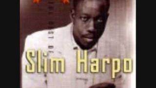 Slim Harpo, Boogie Chillern