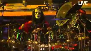 Slipknot - 'Liberate' 'Before I Forget' live Rock in Rio 2011