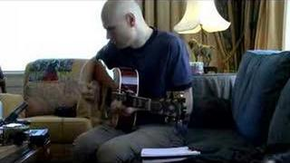 Smashing Pumpkins: Day in the Life Billy Corgan writing