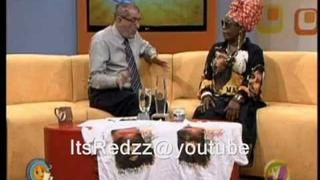 SMILE JAMAICA - RITA MARLEY'S INTERVIEW (BOB MARLEY'S BIRTHDAY)