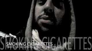 Smoking Cigarettes ( Tweet Cover ) by Guillermo Sohrya
