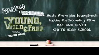 Snoop Dogg & Wiz Khalifa - Young, Wild & Free Ft. Bruno Mars (Audio)