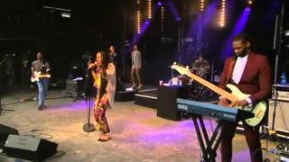 Solange Live Glastonbury 2013