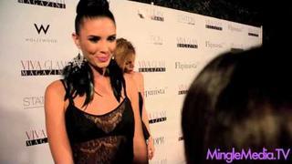 Sona Skoncova At Viva Glam Magazine's November Launch