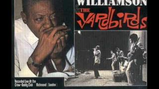 Sonny Boy Williamson and The Yardbirds - Highway 49