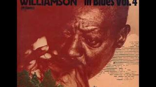 Sonny Boy Williamson II - The Sky Is Crying