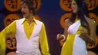 Sonny & Cher Comedy Hour #4 w/ Burt Reynolds Steve Martin