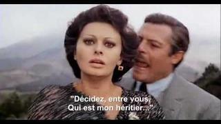 Sophia Loren & Marcello Mastroianni-Matrimonio all'italiana