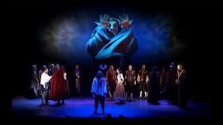Soud - Výslech mrtvého Huberta - Martin Skala (muzikál Golem)