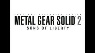 Soundtrack Metal Gear Solid 2 Alert-Evasion-Caution (tanker)