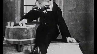 Spejbl a Hurvínek prvý krát pred kamerou (1927)