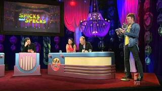 Spicks & Specks | S07E11 - Part 2 (of 2) | Courtney Taylor-Taylor, Geraldine Quinn, Scott Edgar ..