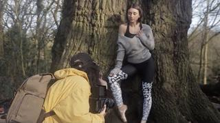 SS20 'Tainted Nature' Collection Dancewear Photoshoot - Behind The Scenes
