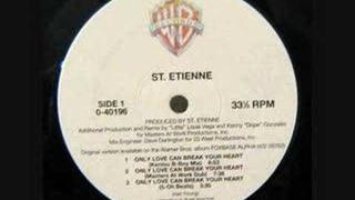 St Etienne - Only Love Can Break Your Heart (Masters at Work Dub)