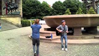 """StadtkinT Straßensession """"Fête de la musique"""" am 21.06.11"""