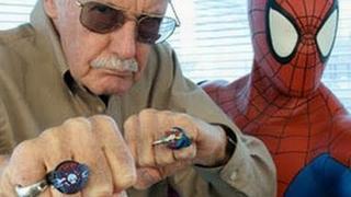 Stan Lee's Marvel Movie Cameos Montage