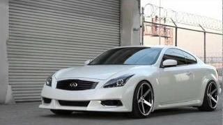 Stance SC-5IVE on INFINITI G37S