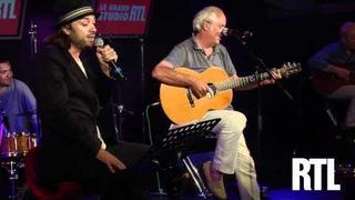 Stanislas & Maxime Le Forestier - Fontenay aux roses en live sur RTL et en hd