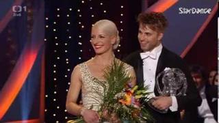 StarDance- Vítězný par- ANNA POLÍVKOVÁ A MICHAL KURTIŠ