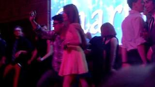 Starkids, Evanna Lynch, Scarlett Byrne, Hank Green etc dancing LeakyCon 2011