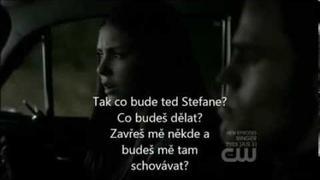 Stefan  a Elena 3x11