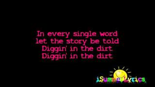 Stefanie Heinzmann - Diggin' In The Dirt [Official Lyrics Video | HQ/HD]