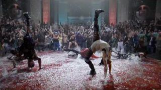 """Step Up 3D Movie Clip """"Dancing On Water"""" Official (HD)"""